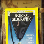 Vintage National Geographic Vol. 154, No. 6, December 1978
