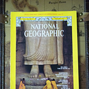 Vintage National Geographic Vol. 155, No. 1, January 1979