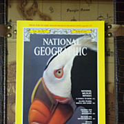 Vintage National Geographic Vol. 155, No. 3, March 1979