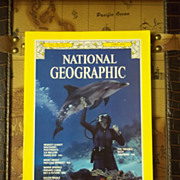 Vintage National Geographic Vol. 155, No. 4 April 1979