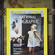 Vintage National Geographic, Vol. 155, No. 6 June 1979