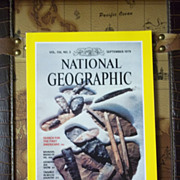 Vintage National Geographic Vol. 156, No. 3, September 1979