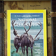 Vintage National Geographic, Vol. 156, No. 6 December 1979
