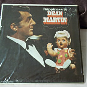 Happiness is Dean Martin: Vintage Vinyl Record by Reprise Records