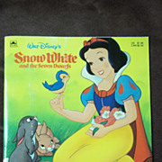 Little Golden Books: Walt Disney's Snow White and the Seven Dwarfs
