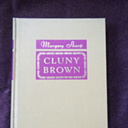 Cluny Brown by Margery Sharp, Curtis Publishing Company 1944