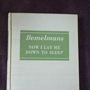 Now I Lay Me Down to Sleep by Ludwig Bemelman, Viking Press 1944