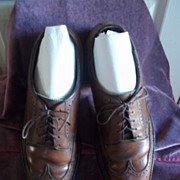 Vintage Floresheim Wingtip Shoes