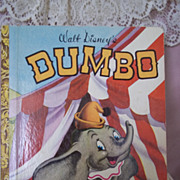 Little Golden Books: Walt Disney's Dumbo, 1947