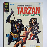 Gold Key Comics Tarzan of the Apes No. 172, Oct. 1967