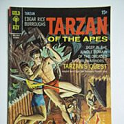 Gold Key Comics Tarzan of the Apes No. 188, Oct. 1969