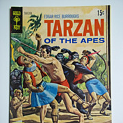 Gold Key Comics Tarzan of the Apes No. 190, Feb. 1970