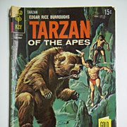 Gold Key Comics Tarzan of the Apes No. 180, Oct. 1968