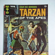 Gold Key Comics Tarzan of the Apes No. 175, April 1968