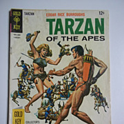 Gold Key Comics Tarzan of the Apes No. 174, February 1968