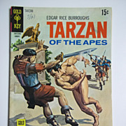 Gold Key Comics Tarzan of the Apes No. 194, Aug. 1970