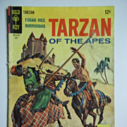 Gold Key Comics Tarzan of the Apes No. 177, July 1968