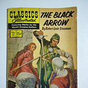 Classics Illustrated Comic No. 31, October 1946: The Black Arrow