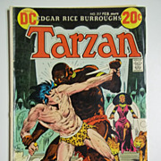 DC Comics Tarzan Vol. 26, No. 217, Feb. 1973