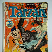 DC Comics Tarzan of the Apes Vol. 25, No. 209, June 1972