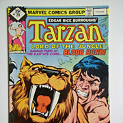 Marvel Comics Tarzan Lord of the Jungle Vol. 1, No. 20, January 1979