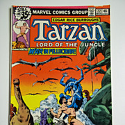 Marvel Comics Tarzan Lord of the Jungle Vol. 1, No. 22, March 1979