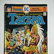 DC Comics Tarzan Vol. 28, No. 242, Oct. 1975