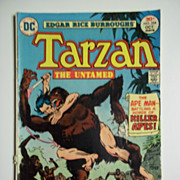 DC Comics Tarzan the Untamed, Vol. 29, No. 254, Oct. 1976