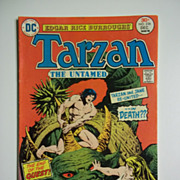 DC Comics Tarzan the Untamed, Vol. 29, No. 256, Dec. 1976