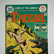 DC Comics Tarzan Vol. 28, No. 239, July 1975