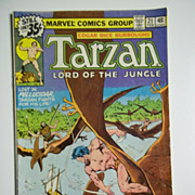Marvel Comics Tarzan Lord of the Jungle, Vol. 1, No. 21, Feb. 1979