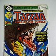 Marvel Comics Tarzan Lord of the Jungle, Vol. 1, No. 18, Nov. 1978