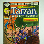 Marvel Comics Tarzan Lord of the Jungle, Vol. 1, No. 19, Dec. 1978