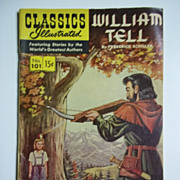 Classics Illustrated Comic, No. 101, Nov. 1952: William Tell