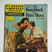 Classics Illustrated Comic, No. 18, Dec. 1944: The Hunchback of Notre Dame
