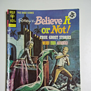 SOLD Gold Key Comics Ripley's Believe it or Not, No. 43, Oct. 1973