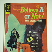 Gold Key Comics Ripley's Believe it or Not, No. 49, Aug. 1974