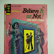 Gold Key Comics Ripley's Believe it or Not, No. 28, July 1974