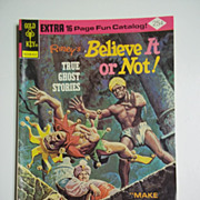 Gold Key Comics Ripley's Believe it or Not, No. 51, Dec. 1974