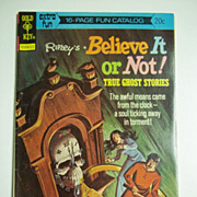 Gold Key Comics Ripley's Believe it or Not, No. 44, Dec. 1973