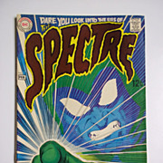 DC Comics Spectre No. 8, Jan.-Feb. 1969
