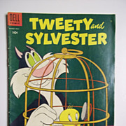 Dell Comics Tweety and Sylvester No. 8, March-May 1955