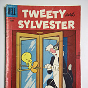 Dell Comics Tweety and Sylvester No. 12, March-May 1956