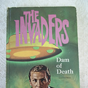 The Invaders : Dam of Death, Jack Pearl, Whitman Publishing Div. 1967