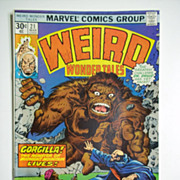 Marvel Comics Weird Wonder Tales, Vol. 1, No. 21, March 1971