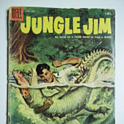 Dell Comics Jungle Jim No. 5, Apr.-June 1955