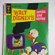 Gold Key Comics Walt Disney's Comics and Stories Vol. 32, No. 6, March 1972