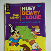 Gold Key Comics Huey Dewey and Louie No. 28, Sept. 1974