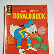 Gold Key Comics Donald Duck No. 150, July 1973