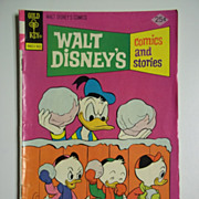 Gold Key Comics Walt Disney's Comics and Stories Vol. 35, No. 5, 1975